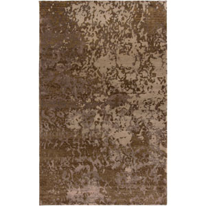 Avant-Garde Rectangle: 5 Ft. 6 In. x 8 Ft. 6 In. Brown Rug