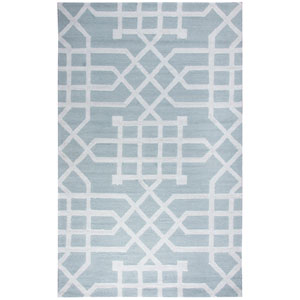 Azzura Hill Gray Rectangular: 2 Ft. x 3 Ft.  Rug