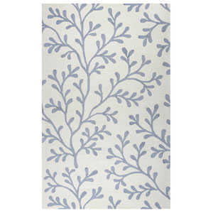 Azzura Hill Ivory Rectangular: 2 Ft. x 3 Ft.  Rug