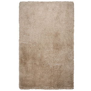 Commons Champagne Round: 3 Ft. x 3 Ft.  Rug
