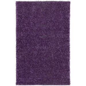 Kempton Rectangle: 5 Ft. x 7 Ft. Plum Rug