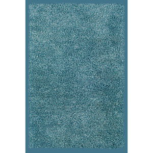 Kempton Rectangle: 5 Ft. x 7 Ft. Baby Blue Rug