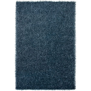 Kempton Rectangle: 5 Ft. x 7 Ft. Slate Blue Rug