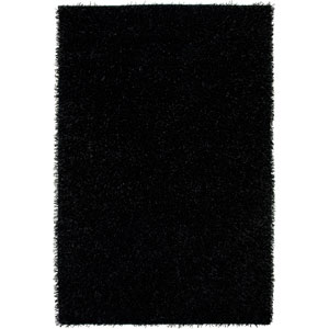 Kempton Rectangle: 5 Ft. x 7 Ft. Black Rug