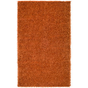 Kempton Rectangle: 5 Ft. x 7 Ft. Orange Rug