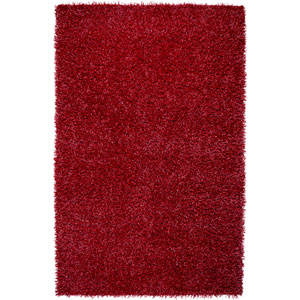 Kempton Rectangle: 5 Ft. x 7 Ft. Lipstick Red Rug