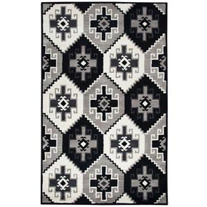 Marianna Fields Black Rectangular: 8 Ft. x 10 Ft.  Rug