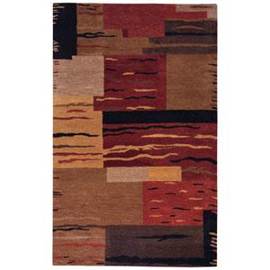 Mojave Multicolor Rectangular: 2 Ft. x 3 Ft.  Rug