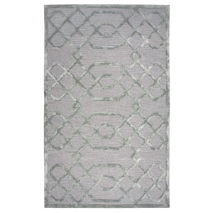 Monroe Gray Rectangular: 3 Ft. x 5 Ft.  Rug