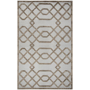 Monroe Cream Rectangular: 3 Ft. x 5 Ft.  Rug