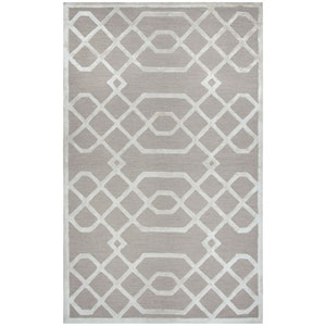 Monroe Beige Rectangular: 3 Ft. x 5 Ft.  Rug
