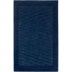 Platoon Rectangle: 5 Ft. x 8 Ft. Indigo Blue Rug