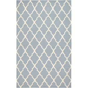 Swing Rectangle: 5 Ft. x 8 Ft. Gray Rug
