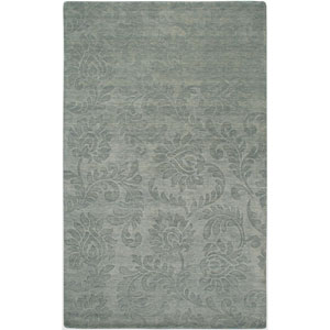 Uptown Rectangle: 5 Ft. 6 In. x 8 Ft. 6 In. Gray Rug