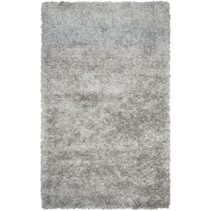 Urban Dazzle Gray Rectangular: 5 Ft. x 7 Ft. 6-Inch  Rug