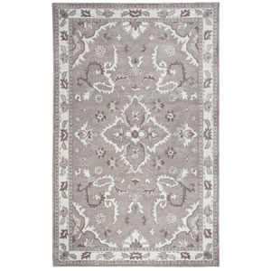 Valintino Gray Rectangular: 8 Ft. x 10 Ft.  Rug