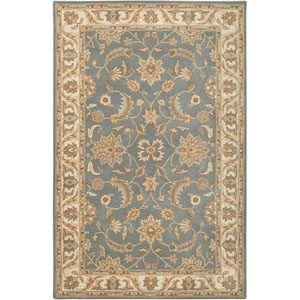 Volare Rectangle: 5 Ft. x 8 Ft. Light Gray Rug