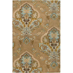Volare Rectangle: 5 Ft. x 8 Ft. Latte Rug