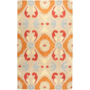 Volare Rectangle: 5 Ft. x 8 Ft. Multi Rug