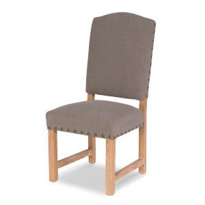 Gray Ruge Side Chair