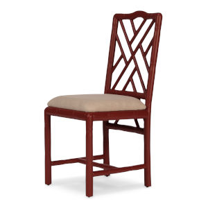 Red Brighton Bamboo Side Chair