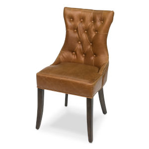 Brown Sophie Side Chair