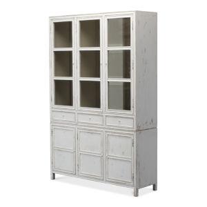 White Simplicity Bookcase