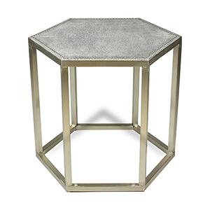 Gray Mallen End Table