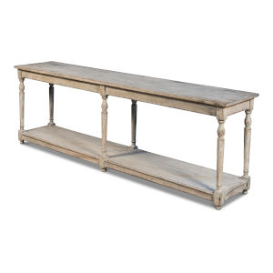 Gray Jensen Console Table