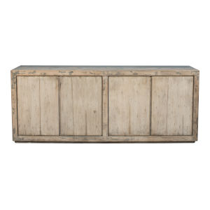 Gray 20-Inch Sideboard
