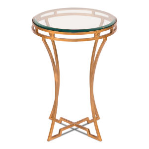 Gold 16-Inch Table