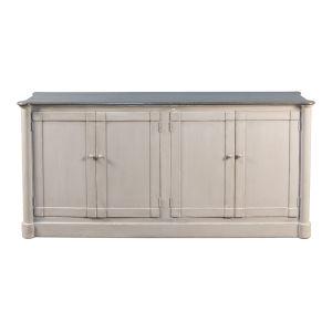 Gray 21-Inch Fieldstone Sideboard