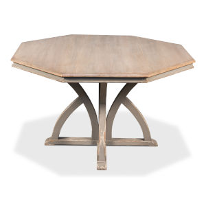 Gray 54-Inch Sincerity Dining Table