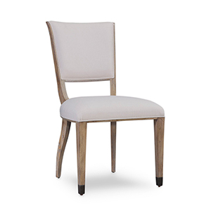 Heather Gray 26-Inch Elegant Dining Side Chair