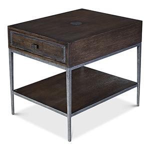 Brown Bridford Side Table