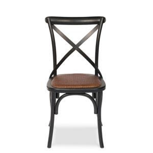 Brown Tuileries Gardens Chair