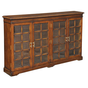 Cognac Carmel-By-The-Sea Bookcase