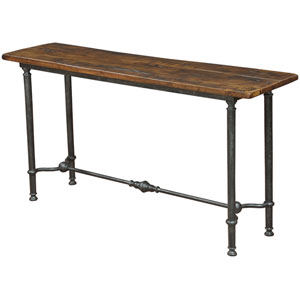 Natural Lodge Console Table