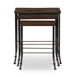 Rectangular Nesting Tables