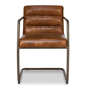 Brown Directors Chair