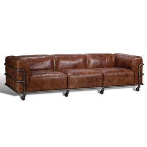 Brown Antwerp Sofa
