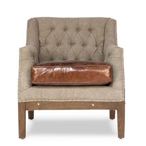 Cuba and Linen Tilberg Chair