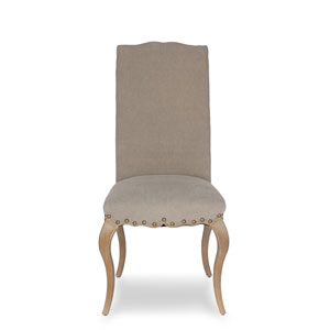 Grey Thorne Side Chair