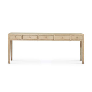 Jewelers Console Table