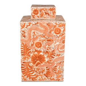 Hatcher Ceramic Urn W/Lid