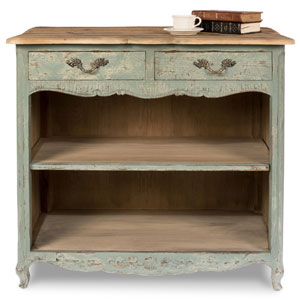 Pine Marie Low Cabinet