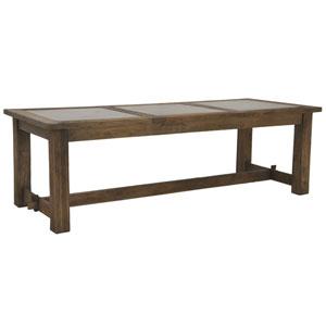 Bluestone Inlay Dining Table