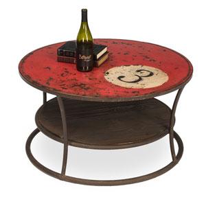 Three Ball Coffee Table