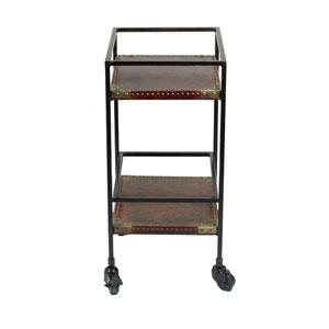 Industrial Bar Trolley