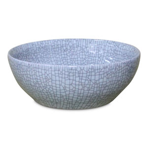 Grey Ceramic Bowl